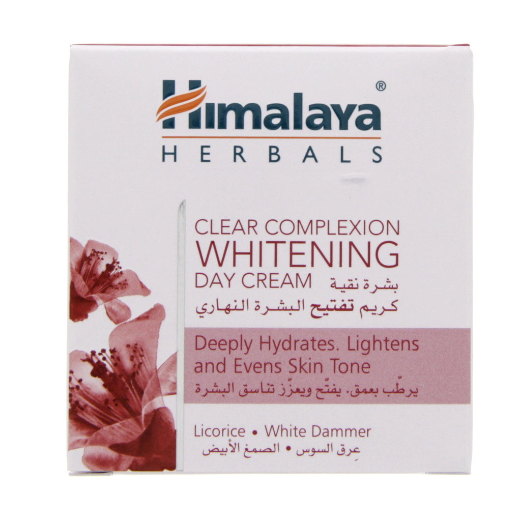 Himalaya Clear Complexion Whitening Day Cream 50g