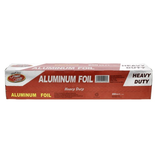 Home Mate Aluminum Foil 200sq.ft