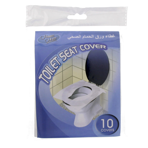 Home Mate Toilet Seat Cover 10pcs