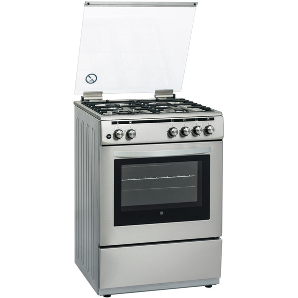 Hoover Cooking Range FGC66.02S 60x60 4Burner