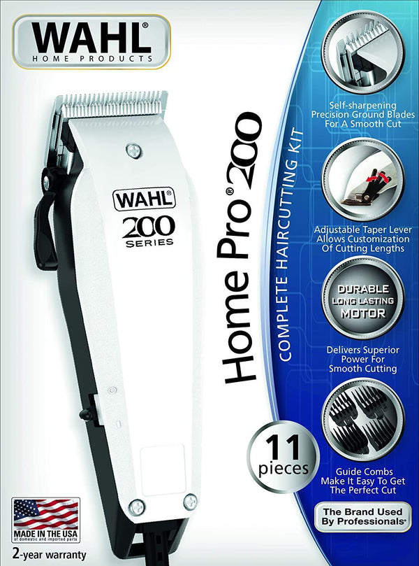 WAHL 9247 HomePro 200 Series Cortapelos Con Cable - 100 gr