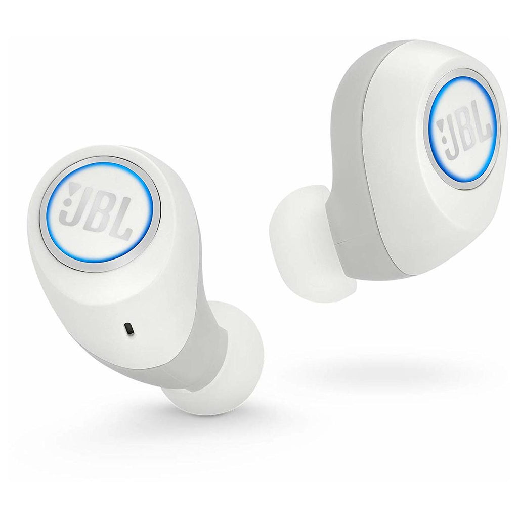 JBL Free Truly Wireless In-Ear Headphone White