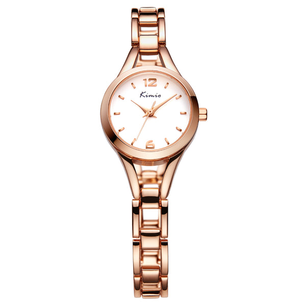 KIMIO KW6106S Fashion Women Quartz Watch Elegant Ladies Bracelet Watch