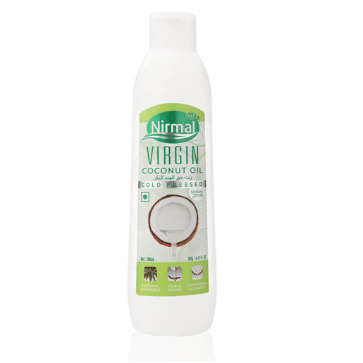 KLF Nirmal Virgin Coconut Oil 200ml