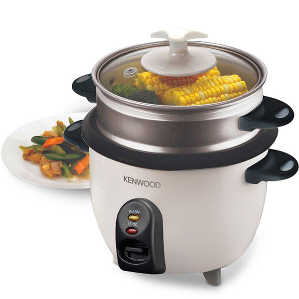 Kenwood Rice Cooker RCM280 0.6Ltr