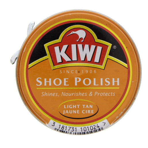 Kiwi Shoe polish Light Tan 50 Ml