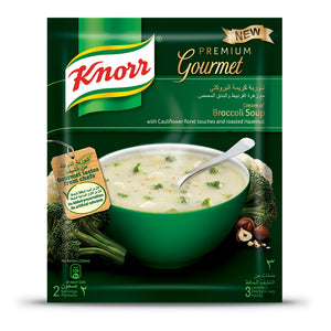 Knorr Cream Of Broccoli Soup 44g x 12 Pieces