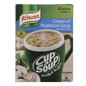 Knorr Cream Of Mushroom Soup 20g x 4pcs