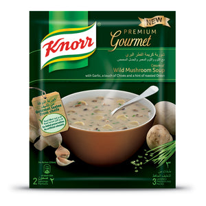 Knorr Cream Of Wild Mushroom Soup 54g x 12 Pieces