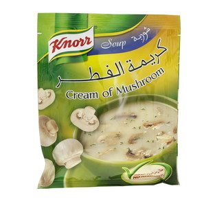 Knorr Soup Cream Of Mushroom 53g x 12 Pieces