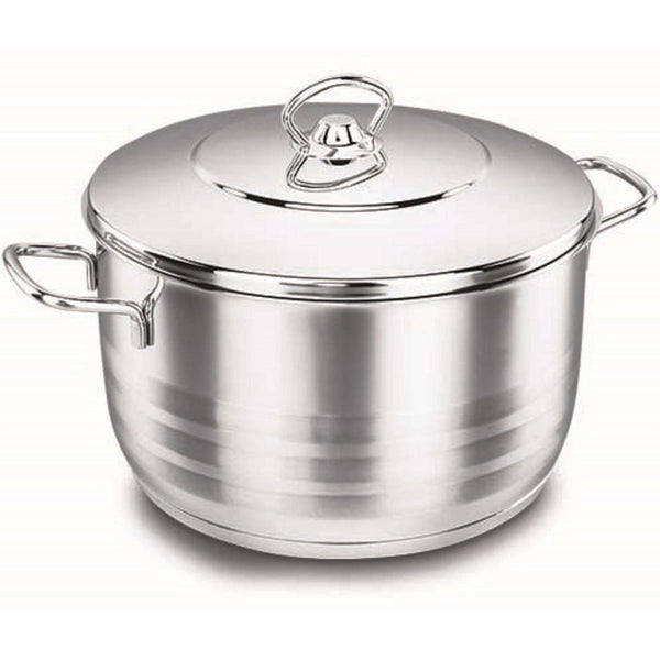 Korkmaz Stainless Steel Astra Casserole With Lid 26cm