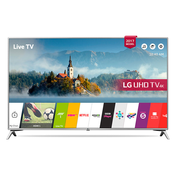 LG 65UJ651V 4K Ultra HD Smart LED Television 65inch