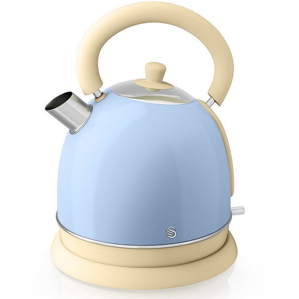 Swan Dome Kettle SK261020 1.8 Liter Assorted Color 1 Piece