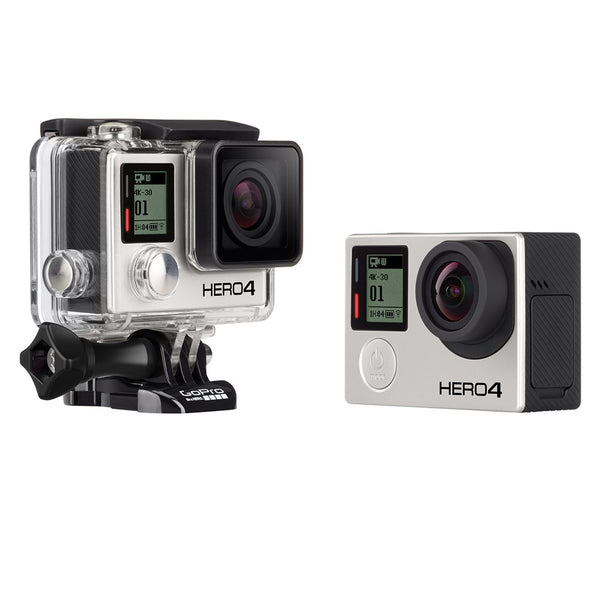 GoPro Hero4 Black Camera 12MP Silver
