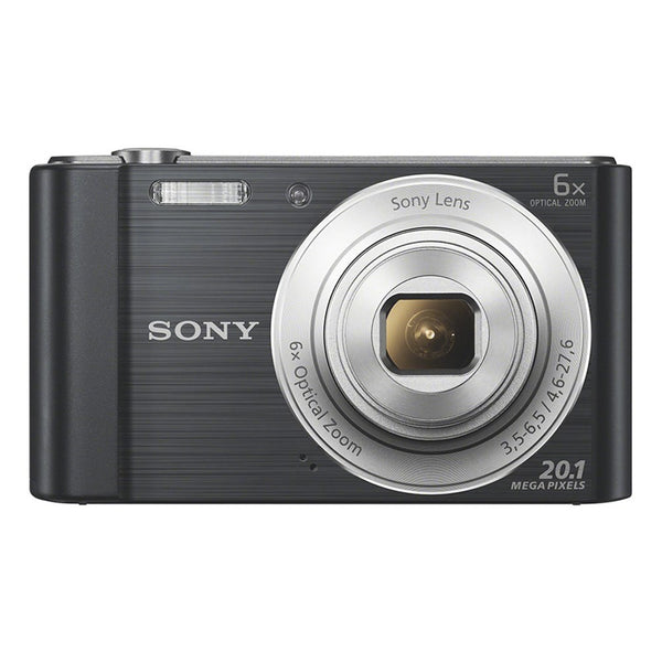 Sony Digital CameraDSC-W810 20MP Black