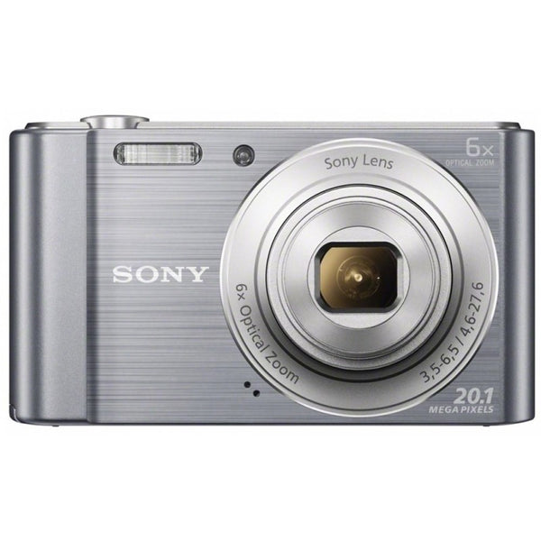 Sony Digital CameraDSC-W810 20MP Silver