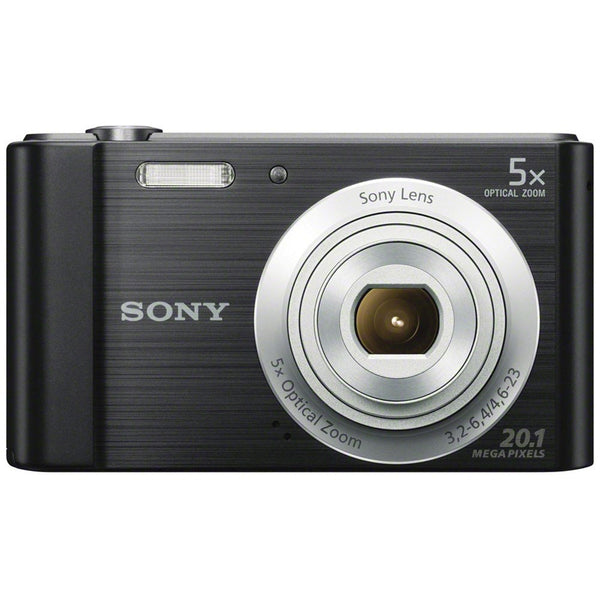 Sony Digital Camera DSCW800B 20MP Black
