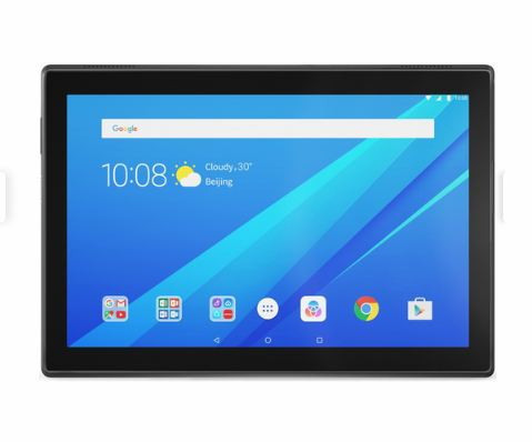 "Lenovo Tab-TB4X304 10.1"" 16GB Black"