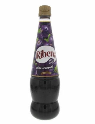 Ribena Blackcurrant Juice 850ml