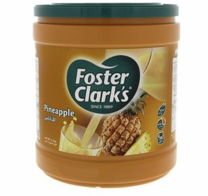 Foster Clark's Instant Flavoured Drink Pineapple 2.5kg
