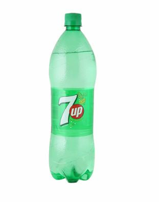 7 Up Bottle 1.25Litre