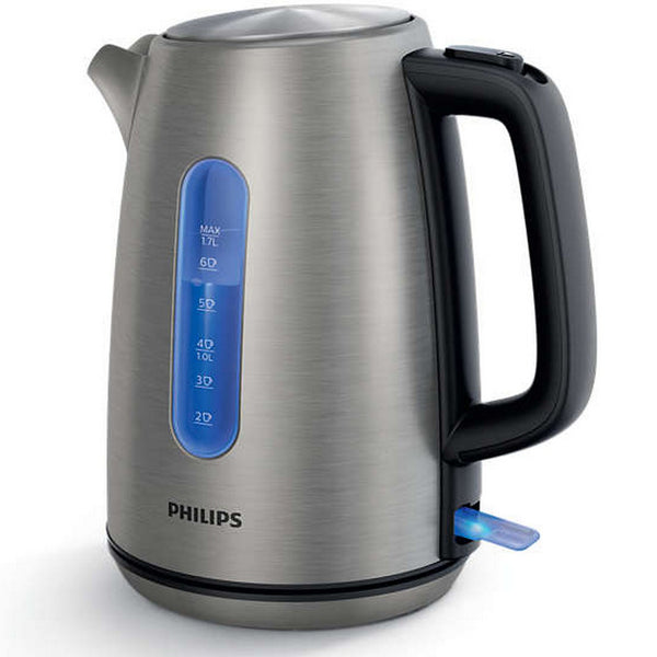 Philips Stainless Steel Kettle HD9357 1.7Ltr