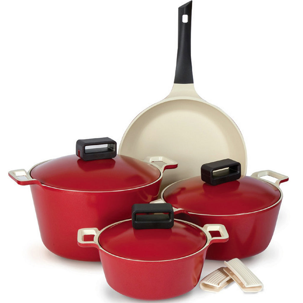 Neoflam Cube Cookware Set 8pcs