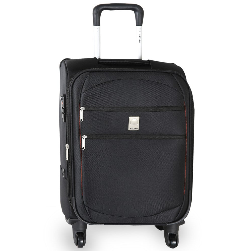Delsey Trip 4Wheel Soft Trolley 66cm
