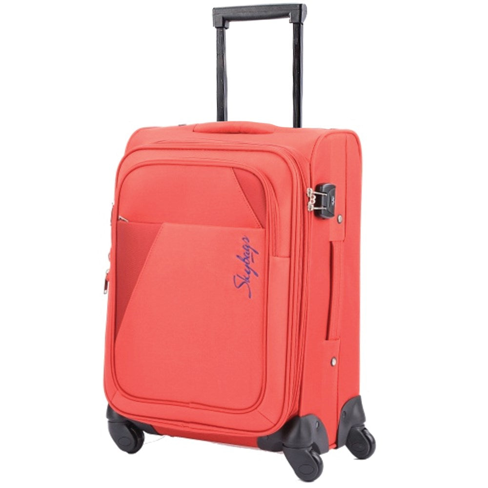 VIP Paris Spinners Soft Trolley 56cm