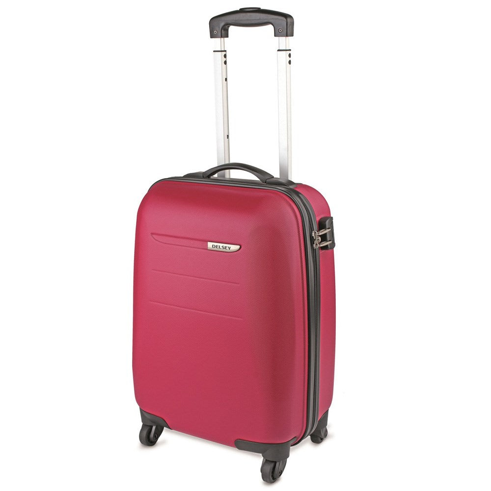 Delsey Triplane 4Wheel Hard Trolley 65cm
