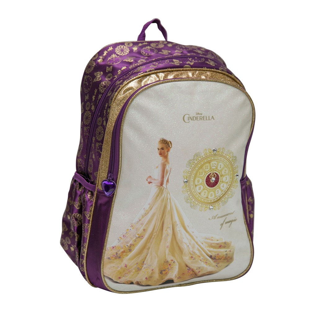Cinderella School Back Pack PAMV2011 16""