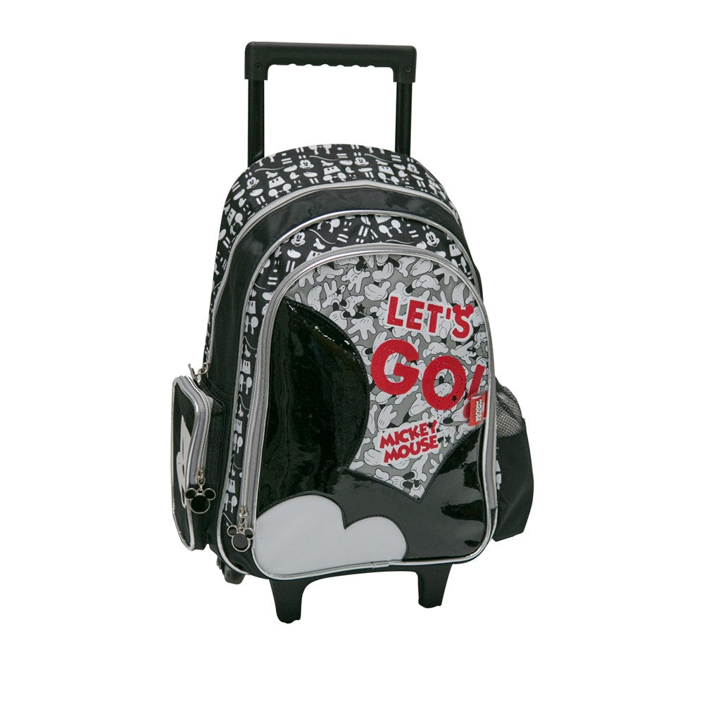 Mickey Mouse Adult School Trolley Bag FK15243 16""