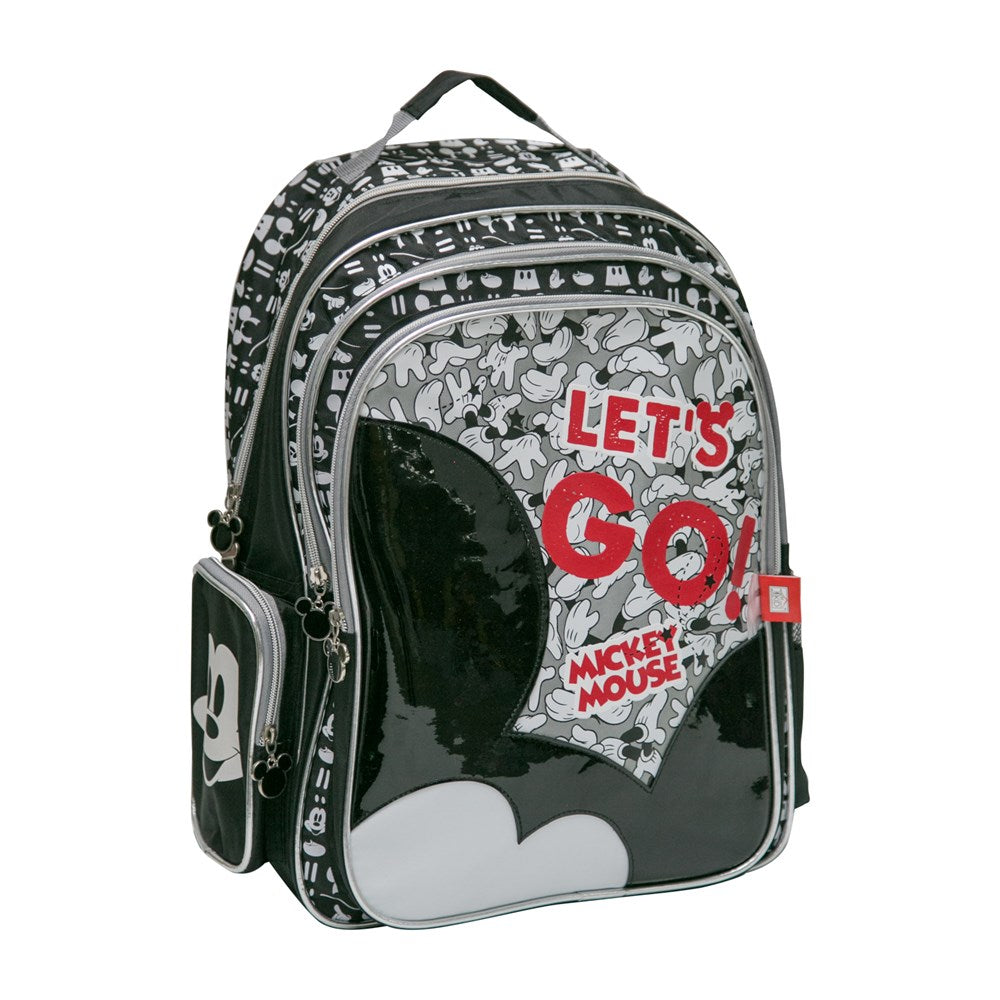 Mickey Mouse Adult School Back Pack FK15240 18""