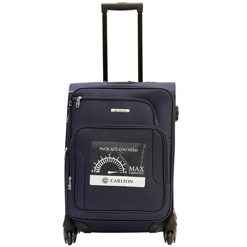 Carlton Echo Spinner Soft Trolley 55cm