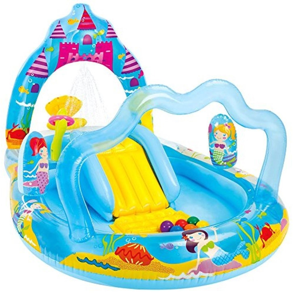 Intex Mermaid Kingdom Play Center 57139