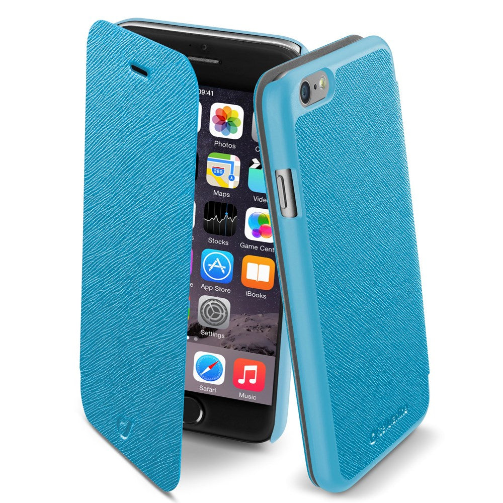 Cellular Line iPhone 6 Book Case IPH647B Blue