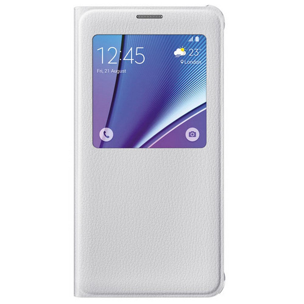 S-View Case White for Samsung Galaxy Note5