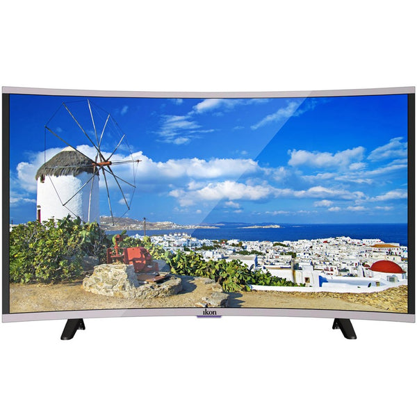 Ikon 4K Ultra HD Curved Smart TV IKE55DUS 55""