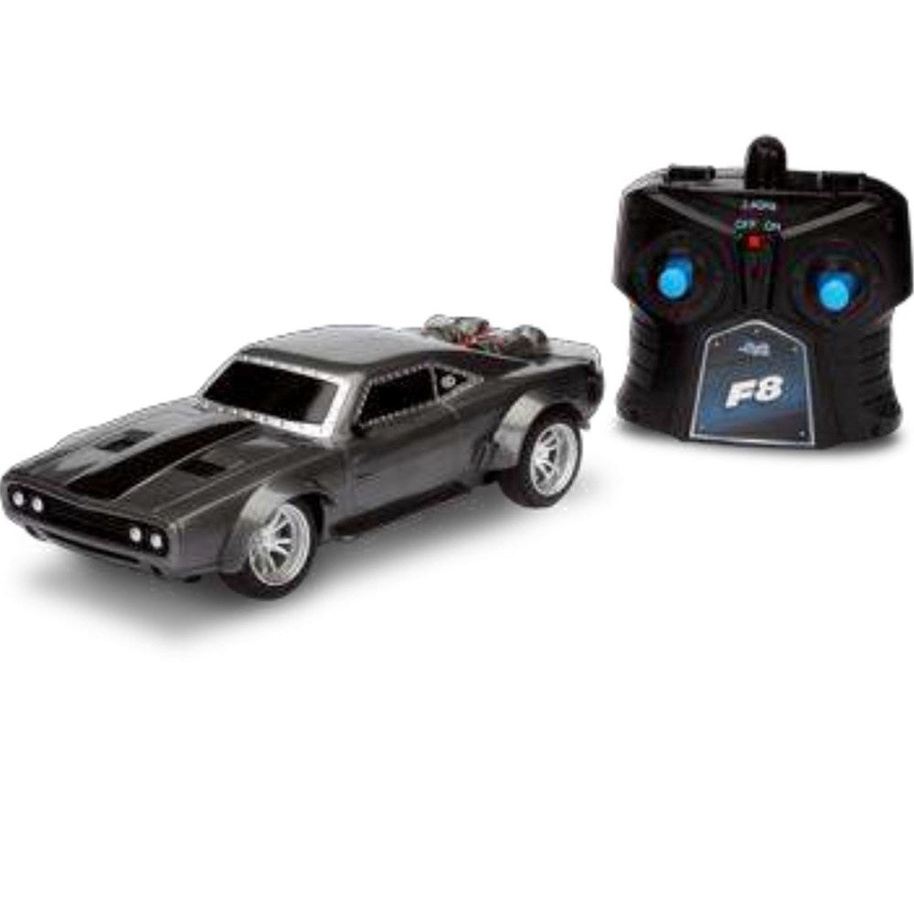 Fast & Furious 8 B/O Dom's Ice Charger 1:24 Radio Control 98310