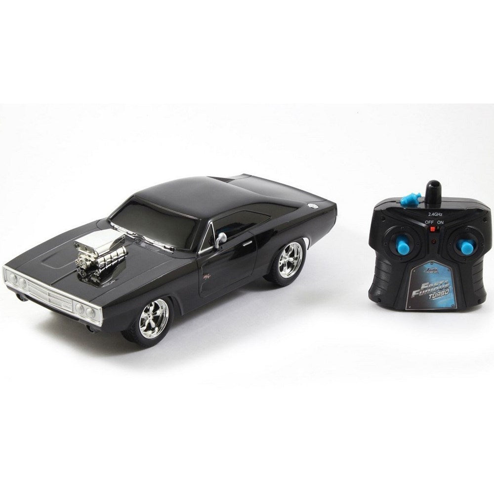 Fast & Furious 8 Dodge Charger Scale 1:16 B/O Radio Control 97584