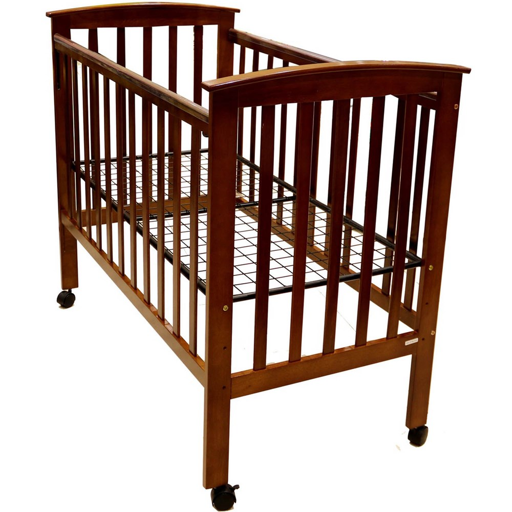 First Step Baby Wooden Cot WC1011