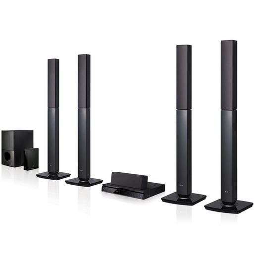 LG Home Theatre 5.1 Chanel LHD457