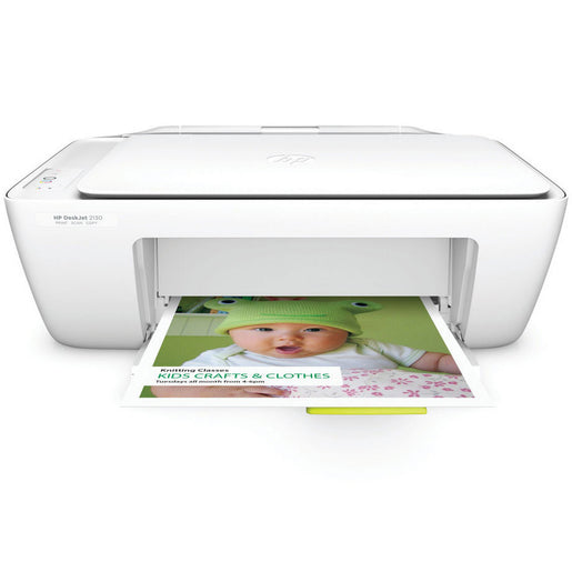 طابعة HP Deskjet 2130 All-in-One الملونة