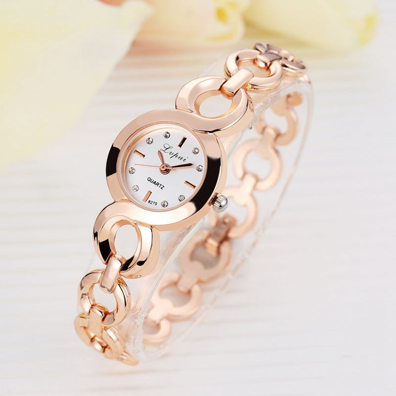 LVPAI LP027 Casual Style Ladies Bracelet Watch