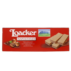 Loacker Napolitaner 45g x 25 Pieces
