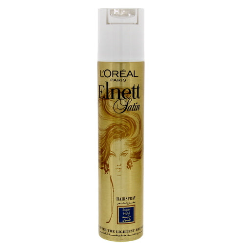 لوريال Elnett Satin Hair Spray Super Hold 200ml