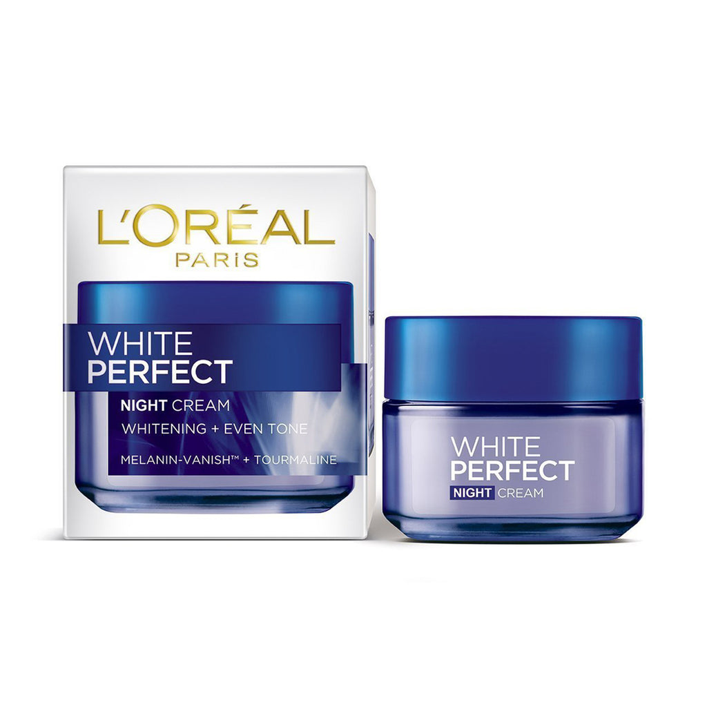Loreal Paris White Perfect Night Cream 50ml