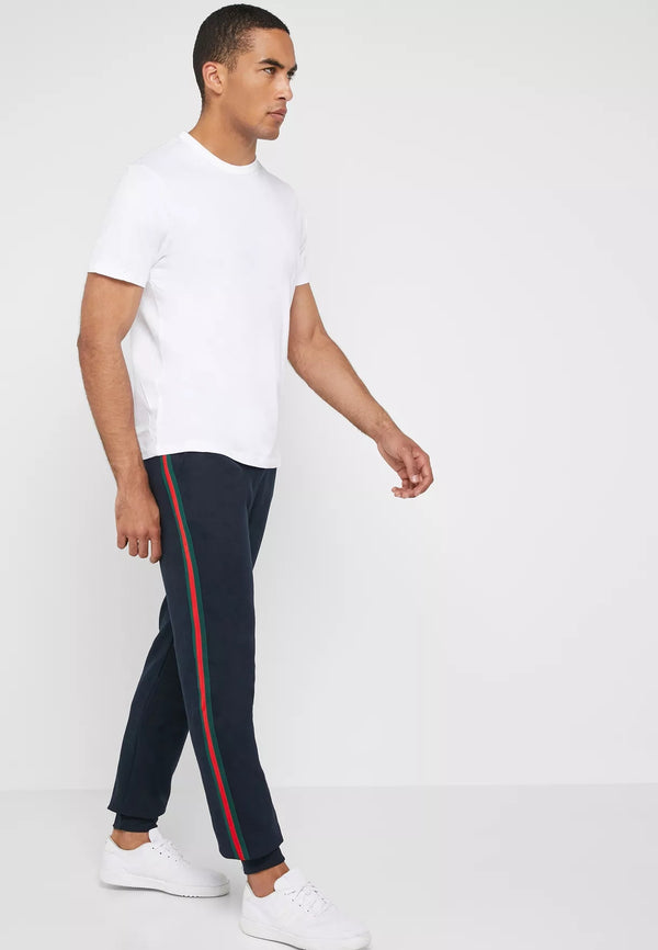 SEVENTY FIVE Side Stripe Jogger