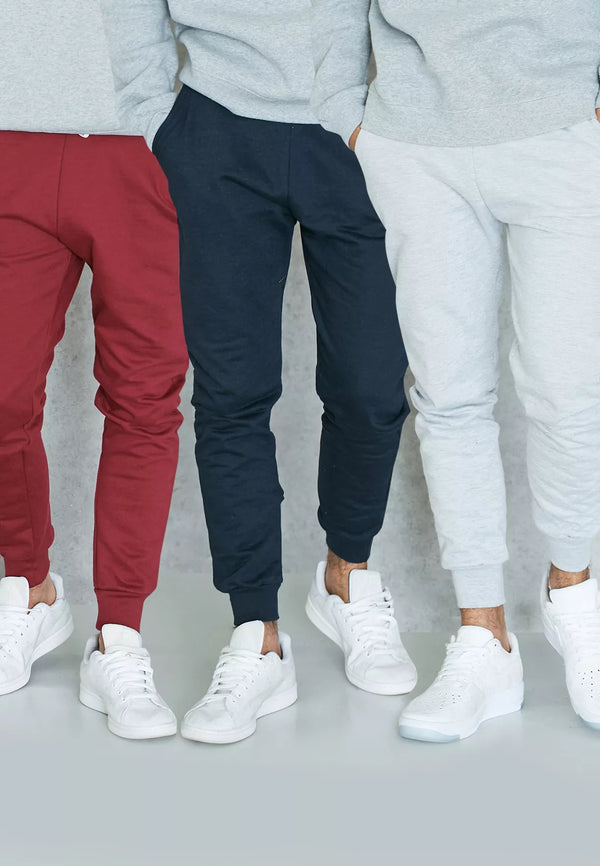 FIFTEEN MINUTES 3 Pack Sweatpants