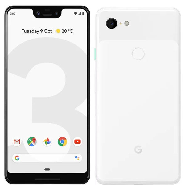 Pixel 3XL 128GB white